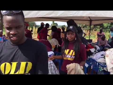 OLD IS GOLD CHARITY TOUR 2017 Luwero (UGANDA)