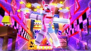 Minecraft Fnaf Daycare: Foxy Jr Becomes An Animatronic!