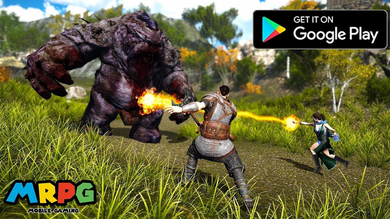 Evil Lands (Android) – Game Nhập Vai hành động 3D Chất như nước cất : ĐỒ HỌA ĐẸP, DUNG LƯỢNG THẤP!