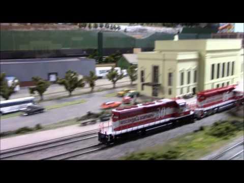 Wisconsin and Southern at Lake Shore Model Railroad Association
