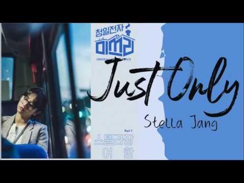 Download Stella Jang 스텔라장 - Just Only 어항 Miss Lee OST s INDO SUB Mp4 baru