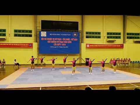 NVSPTQ: Thể dục Aerobics (N8)