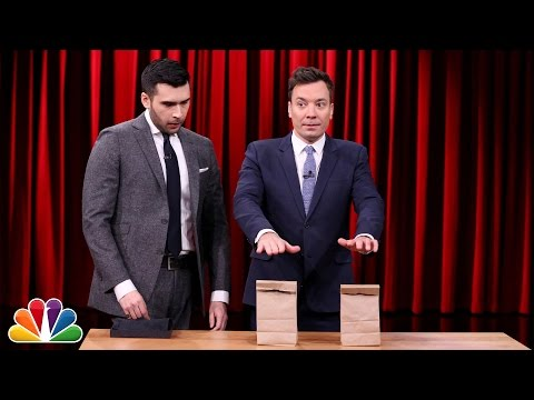 Magician Dan White's Hidden Spike Trick with Jimmy Fallon
