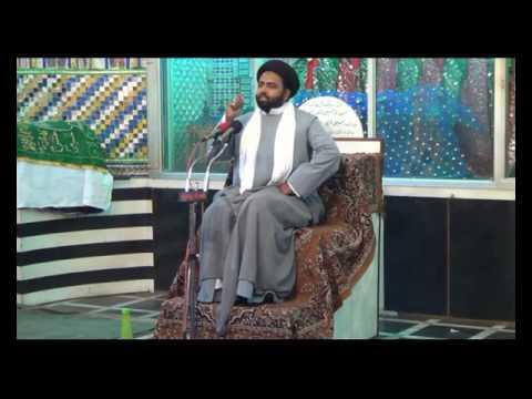 1st Majlis by Syed Kalbe Abbas Rizvi(Raipur Azadari)