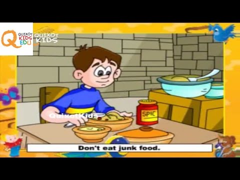 How to Develop Healthy Eating Habits For Kids | Teaching Good Habits to Children