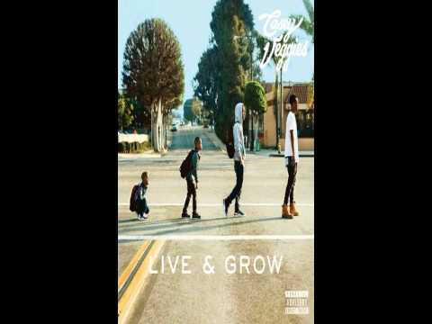 Casey Veggies - I'm Blessed (Live and Grow album)