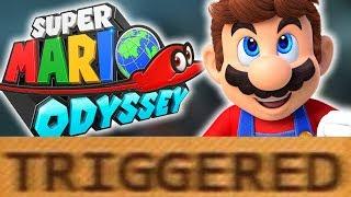 How Super Mario Odyssey TRIGGERS You!