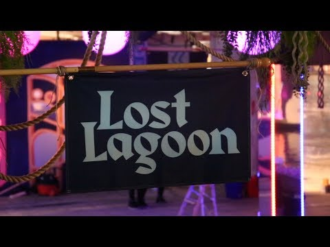 Captain Morgan's Lost Lagoon Experience