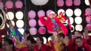 2016年7月1日 新宿伊勢丹本店屋上にて EXILE USAウサプロデュースの三七...