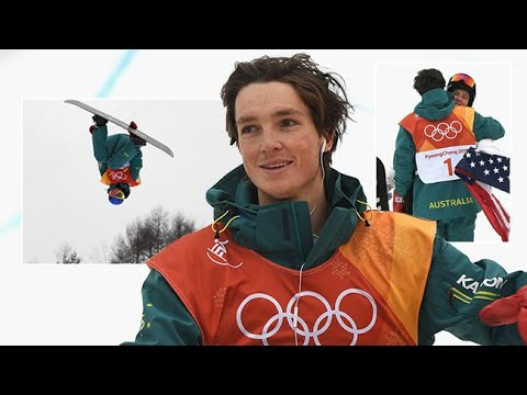 Scotty James wins bronze v Shaun White wins gold Winter Olympics 2018 live stream half-pipe results