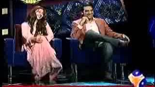 Ayesha Khan & Humayun - Geo tv.flv