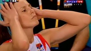 Olympic 2008 women's volleyball Serbia - Algeria