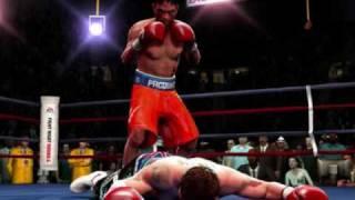 La venganza de los Mexicanos contra Pacquiao...En Fight Night Round 4