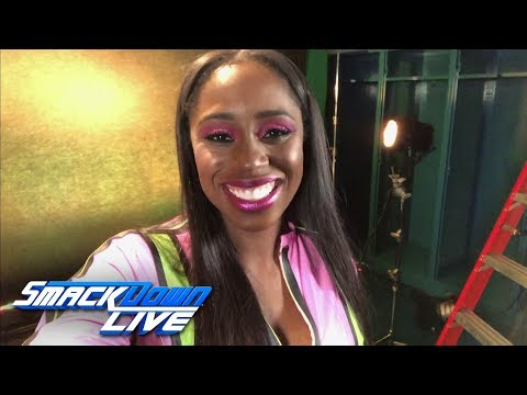The women of SmackDown LIVE comment on the Women's Royal Rumble Match: SmackDown LIVE, Jan. 16, 2018