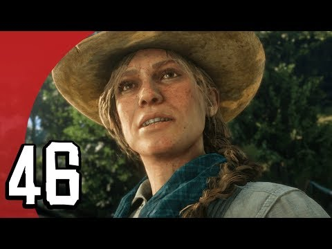 A LETTER! (Red Dead Redemption 2 #46)