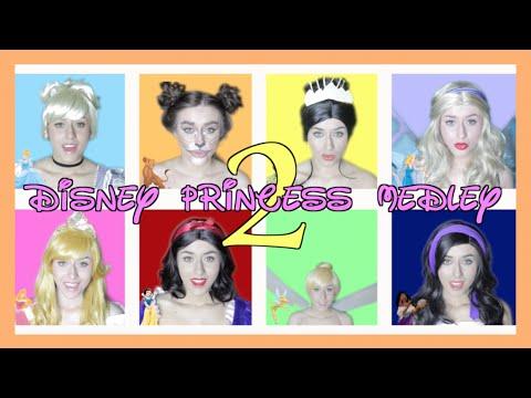 Disney Princess Medley 2 | Georgia Merry
