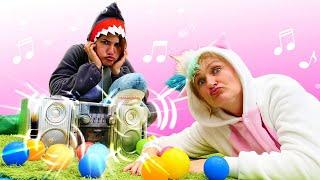 Смешное видео с милой Единорожкой - Лучшая песенка для Акулы! – Новые игры для девочек одевалки.