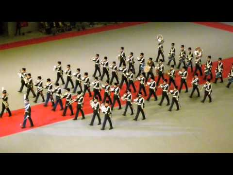NATIONALE TAPTOE ROTTERDAM 2015 - MILITARY TATTOO ROTTERDAM THE NETHERLANDS