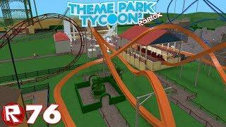 Roblox - Episode 76 | Theme Park Tycoon 2 - Les Jardins de Rome / FR