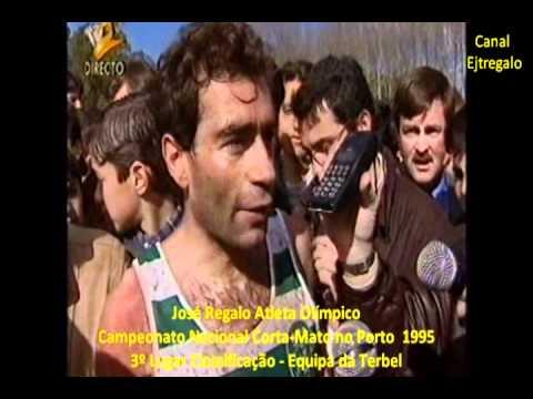 Atletismo :: Domingos Castro e Sporting segundos no Campeonato Nacional de corta mato em 1996