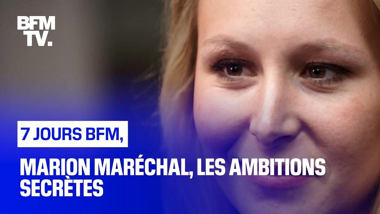 Marion Maréchal, les ambitions secrètes