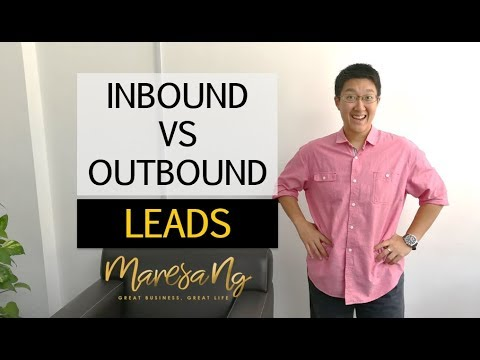 What are Sales Leads?   Maresa Ng, Business Coach