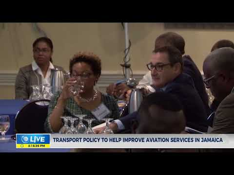 Transport policy to help improve Aviation Industry in Jamaica