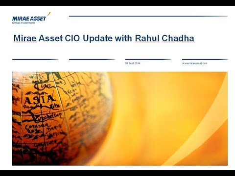 Mirae Asset CIO Update 2014 - Asia Catch Me if You Can