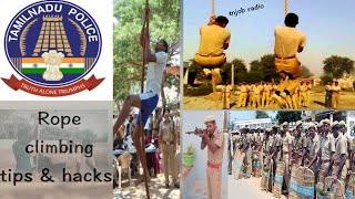 TN 👮 Rope Climblingggg tricks and tips #Motivational