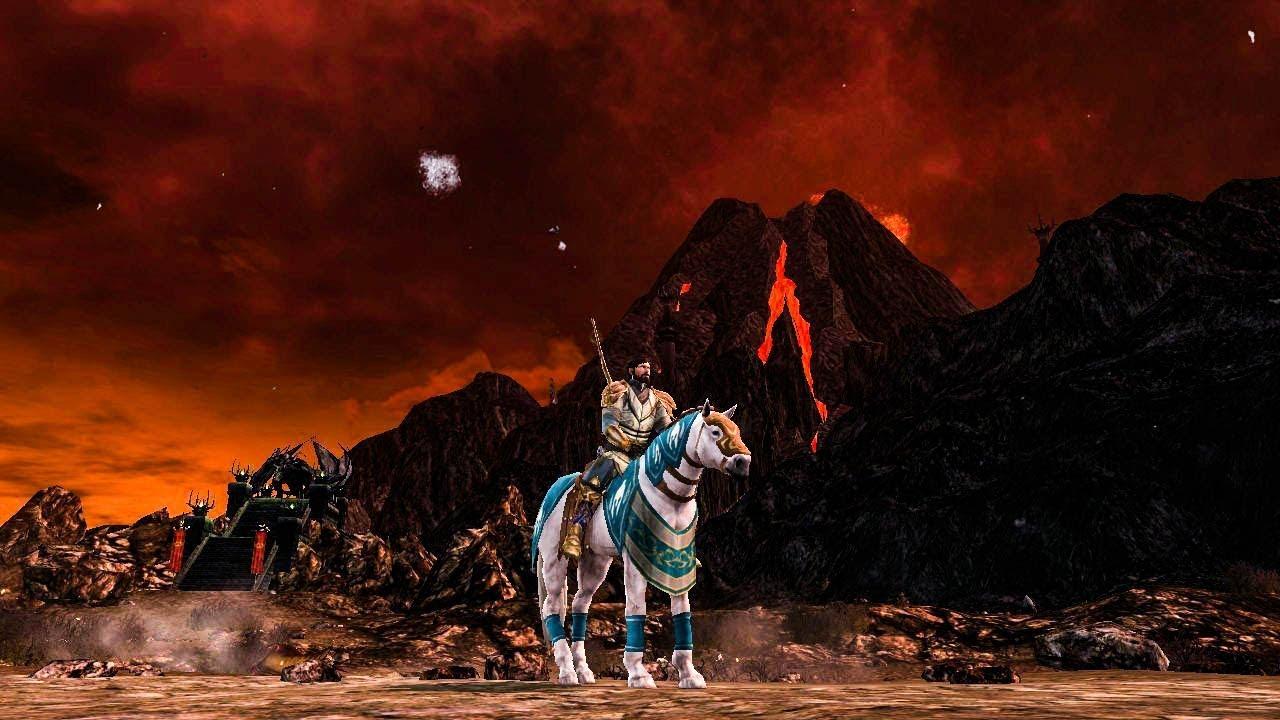 Lotro Harvest Festival 2020.Lands Of Doom Lotro Mordor Expansion Part 21