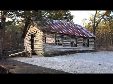 Sycamore log church