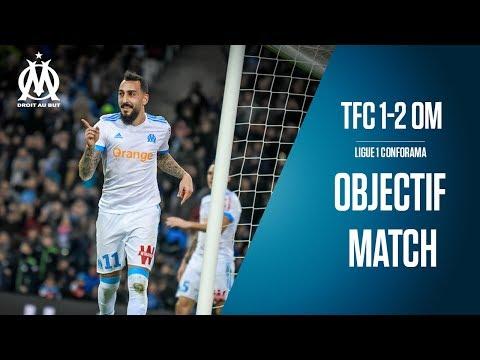 Toulouse - OM Les coulisses du match   Objectif Match