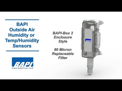 Outside Air Humidity Overview