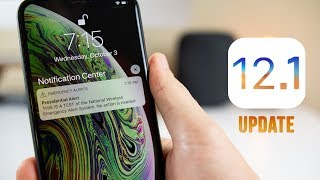 iOS 12.1 Beta 2 - Presidential Alert, #ChargeGate FIXED, Performance & More (Update)