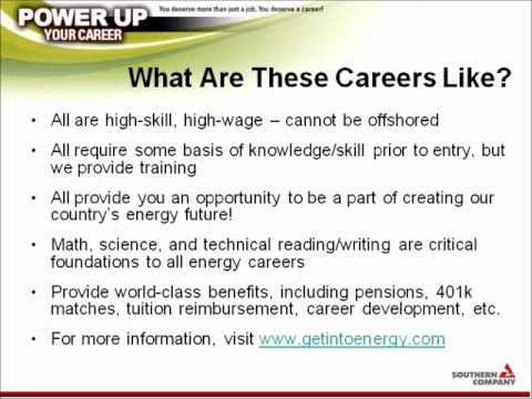 Careers in Electric Energy.wmv