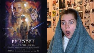 Reaction to Star Wars Episode 1: The Phantom Menace (first time watching)
