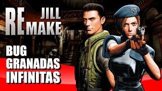 Resident Evil Remake - Bug Granadas Infinitas