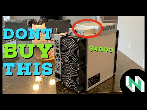 DONT BUY THIS $4000 MINING RIG! Todek Toddminer C1 Pro Review