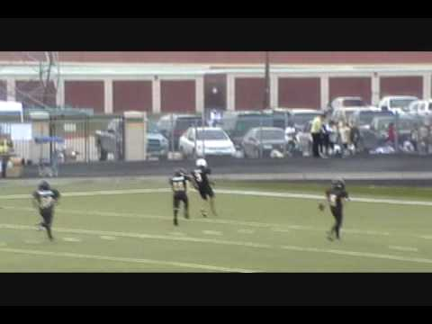 Dillon Football Highlights