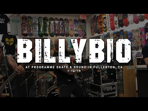 Billy Bio @ Programme In Fullerton, CA 7-16-19 [FULL SET]