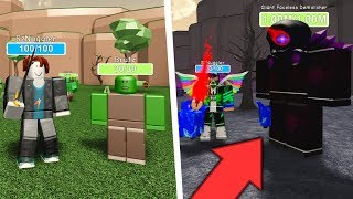 ⭐ NOOB KILLED THE TERRIBLE ZOMBIE RULER!! | ROBLOX ⭐