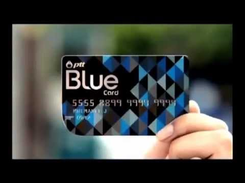 PTT Blue Card: Behind the scene TVC PTT Blue Card