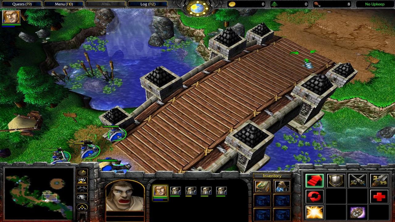 Warcraft 3 10000% HEAVY BERSERK GUTS CLANG