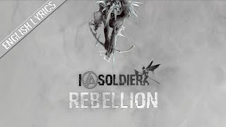 Linkin Park Rebellion (Lyrics Video)