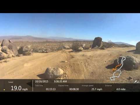 2015-10-10 Invaders MC Desert Scramble • AMA District 37 • California Scrambles Round 9