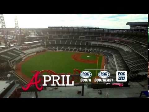 Atlanta Braves Baseball On FOX Sports South And FOX Sports Southeast