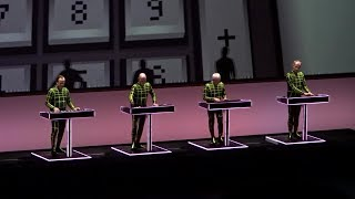 Kraftwerk - Live in Moscow 2018 https://vk.com/shock3r999 - Subscri...