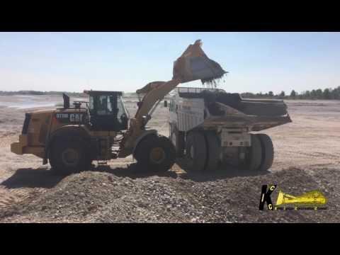 Cat 972 M Radlader Loading Dumper Perlini