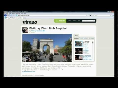 How to download from Vimeo video?