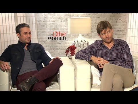 Nikolaj Coster-Waldau and Taylor Kinney for THE OTHER WOMAN